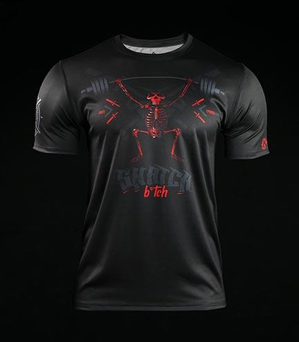 Training t-shirt Crossborn Snatch