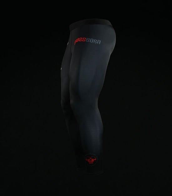 Leggings Crossborn Classic Red