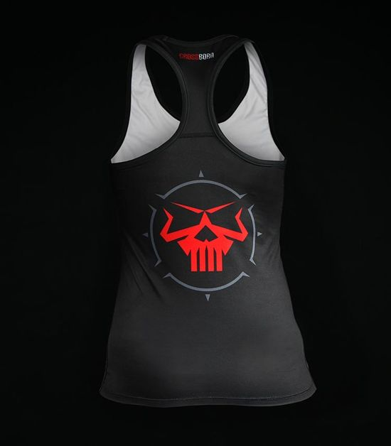 Tank top Crossborn Classic Red